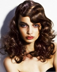 долговременная укладка на длинные волосы