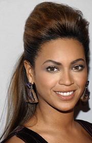 prom makeup Beyonce Макіяж і зачіска на випускний вечір: приклади голлівудських зірок