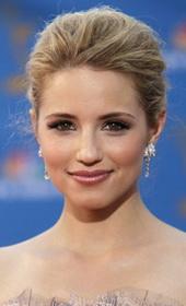 prom makeup Dianna Agron Макіяж і зачіска на випускний вечір: приклади голлівудських зірок