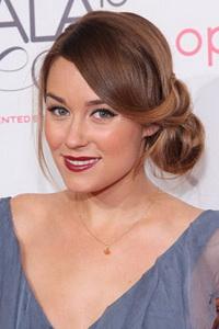 prom makeup Lauren Conrad Макіяж і зачіска на випускний вечір: приклади голлівудських зірок