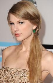 prom makeup Taylor Swift Макіяж і зачіска на випускний вечір: приклади голлівудських зірок