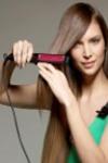 Утюжок для волос - красота требует жертв