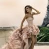 Нетрадиционное свадебное платье - оригинально и экстравагантно