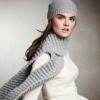 Модный шарф - стильный аксессуар (50 фото знаменитостей в шарфах)