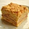 Торт «Наполеон» - классический десерт для искушенных