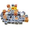 Кубики Зайцева: игрушки с секретом