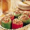Фаршированный перец: вкусный домашний обед