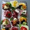 Холодные закуски – украшение стола