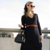 Шерстяное платье – комфортная женственность
