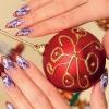 Новогодний дизайн ногтей: праздничное настроение