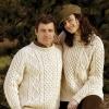 Ирландский свитер: крученая мода для уютной зимы