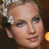 Как создать свадебный макияж для блондинок - романтичный образ