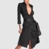 Идеальное платье с запахом: удобная женственность