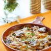 Картофельная запеканка с грибами: отличный выбор в пост