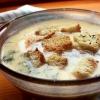 Французский сырный суп – изысканный вкус
