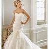 Свадебное платье из парчи – наряд для взыскательной невесты