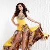 Платья для выпускного бала: главные тренды сезона 2012