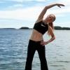 Как избавиться от жира на животе с помощью йоги: философия движений