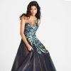 Длинные платья на выпускной: классика всегда в моде  (50 фото)