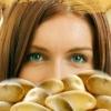Маски для лица из картофеля: обогащение кожи антиоксидантами