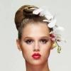 Высокие прически для длинных волос – стильные и эффектные модели
