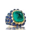 Стильные ювелирные украшения с изумрудами: кольца и перстни