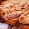 Осетинский пирог с мясом - мало теста, много начинки