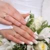 5 самых актуальных идей для свадебного маникюра: от классики до гламура