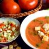 Гаспачо из помидоров – ароматное блюдо для лета