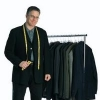 Как определить размеры одежды мужчин – сантиметровая точность