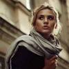 Парижский стиль - 15 способов красиво носить шарф