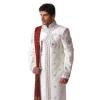 Индийский костюм для жениха – шервани для бракосочетания