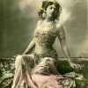 Экзотический танец – предыстория бикини