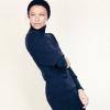 Трикотажные платья 2014: тренды на любой сезон
