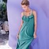 Летние трикотажные платья: разнообразие моделей