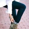 Ботильоны на толстом каблуке: нетяжелая модная ноша