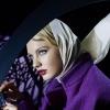 Платок на голову: от русской красавицы до аристократки
