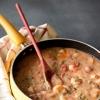 Суп из морского коктейля: вкусно, диетично, полезно