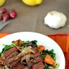 Мясо в соевом соусе: восточный вкус