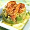 Салат из авокадо с креветками: изысканная экзотика