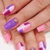 Разноцветные ногти – «ручная» радуга