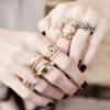 Способы носить кольца: всевозможные варианты