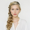 Объемные косы на длинные волосы: очевидная красота