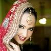 Свадебное платье в восточном стиле - главные тренды свадебной моды Пакистана 2013