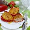 Как приготовить фаршированный перец, запеченный под сырной корочкой