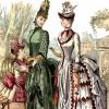 Из истории мировой моды: Викторианская мода