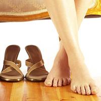 натоптыши на ступнях