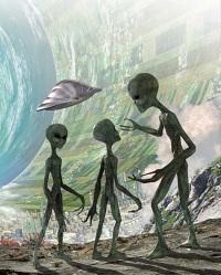 Инопланетяне помогают нам