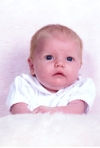 Развитие ребенка в один месяц