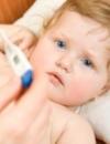температура ребенка